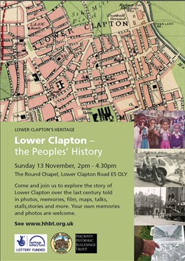 Photo: Illustrative image for the 'Lower Clapton - the People's History' page