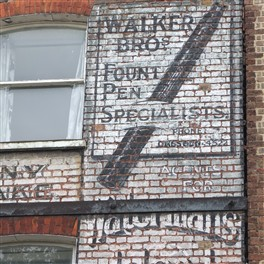 Photo: Illustrative image for the 'Ghostsigns of Stoke Newington' page