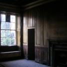 Photo:Ground floor with missing fireplace.