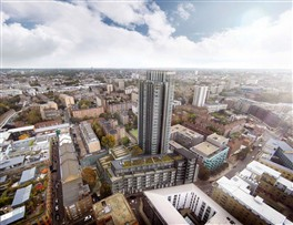Photo:Proposed New Regent's College, Nile St