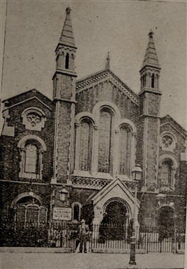 Photo: Illustrative image for the 'Stoke Newington and its Methodists: a History Walk' page