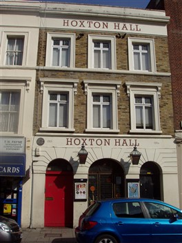 Photo: Illustrative image for the 'Hoxton Hall' page