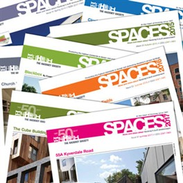 Photo: Illustrative image for the 'Spaces' page