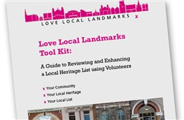 Photo: Illustrative image for the 'Love Local Landmarks website launched' page