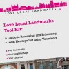 Page link: Love Local Landmarks website launched